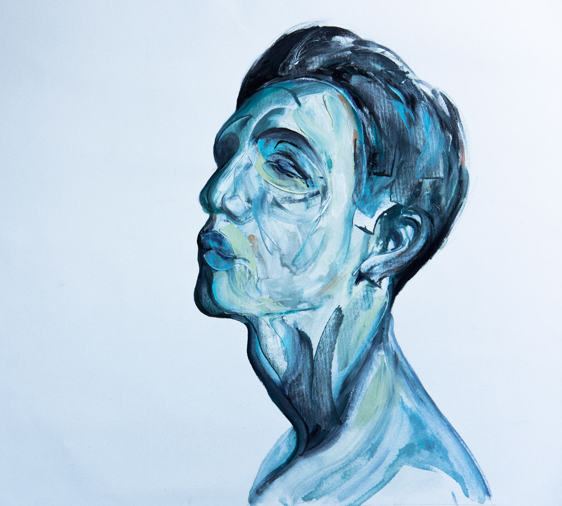 portraits contemporary sydney artist
