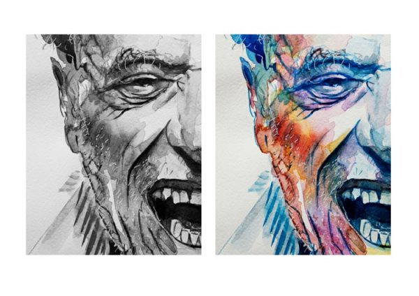 charles bukowski art prints