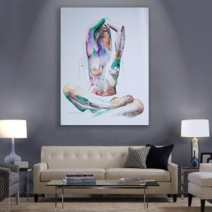 nude buy art online original modern art sydney contemporary