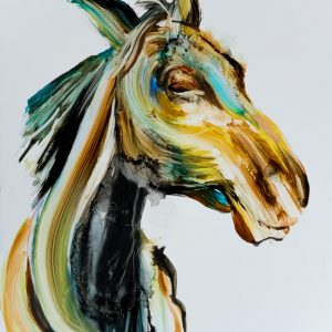 unique style horse animal painting art best