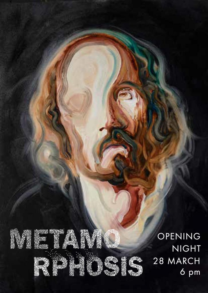 art exhibition Metamorphosis Matteo Bernasconi