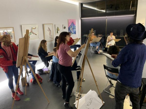 best life drawing Wednesday sydney saturday meet new people