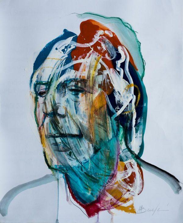 parts unknown portrait portrait best modern Anthony Bourdain