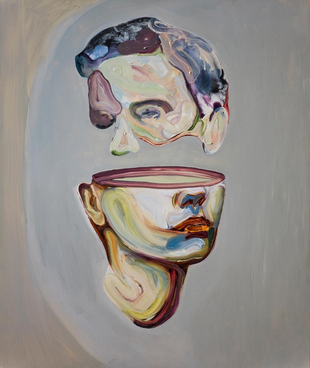 modern art shapes oil invest