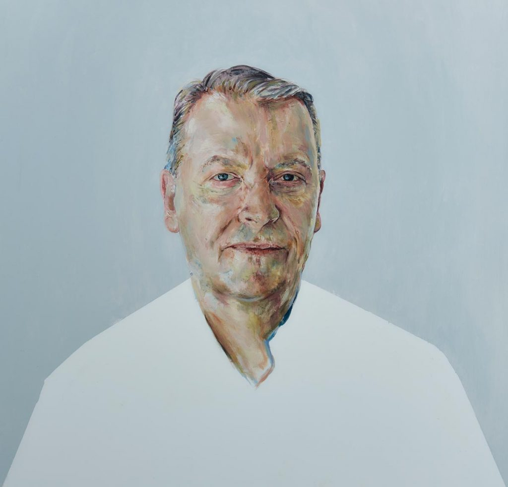 portrait commission Sydney best artist finalist art prize