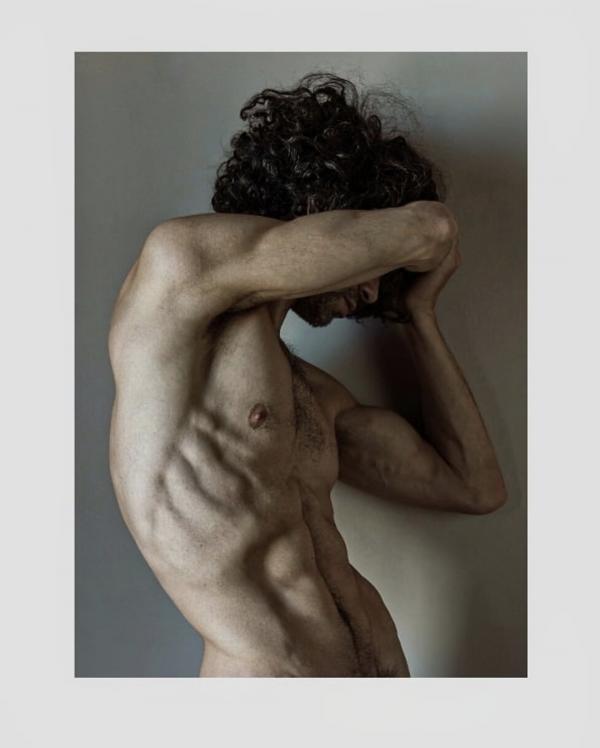 LIFE DRAWING SYDNEY nude model zoom