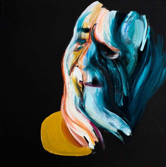 The metamorphosi Matteo bernasconi emerging artist