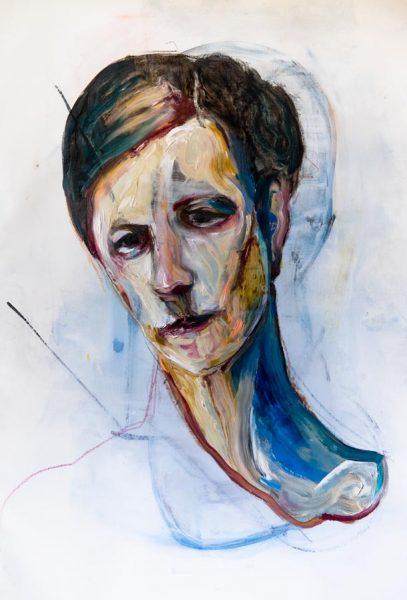 artist matteo bernasconi sydeny painting