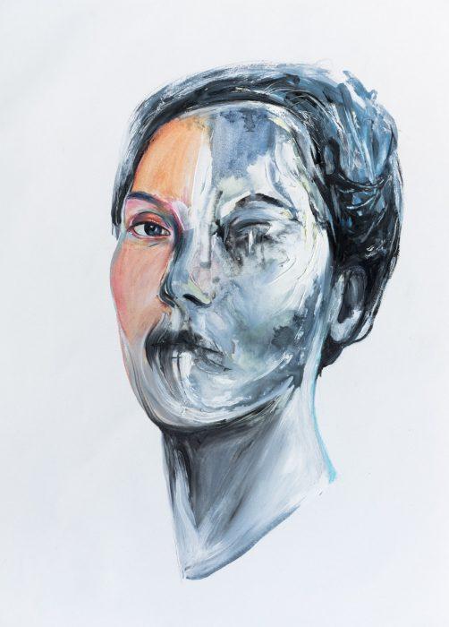 modern art contemporary Sydney emerging artist matteo bernasconi