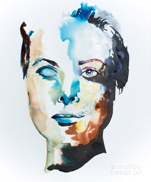 modern art painting sydney