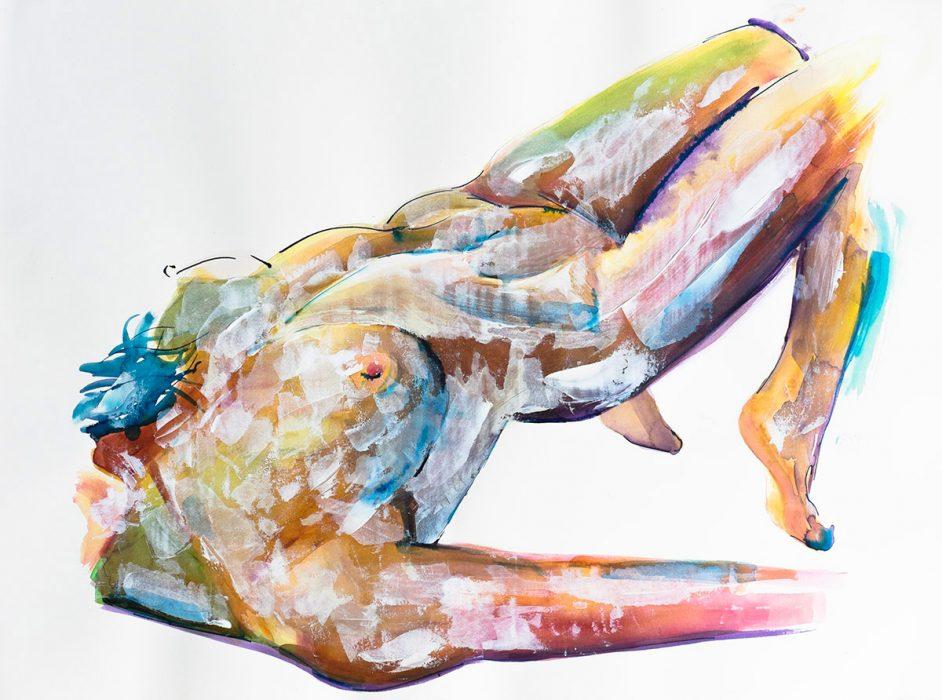 nude unique modern art artist sydney buy